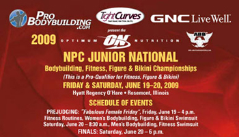 NPC Junior Nationals