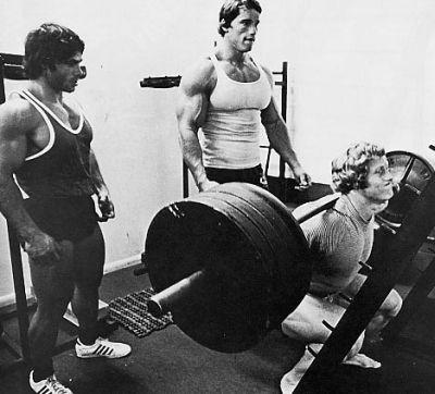 Trainingsplan für Beine