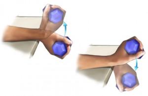 Unterarm-Training
