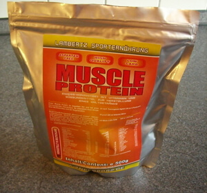 Das Lambertz Mucles Protein