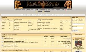 Bam Bams Corner