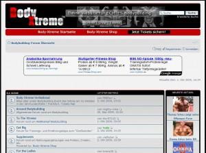 Das Body Xtreme Forum