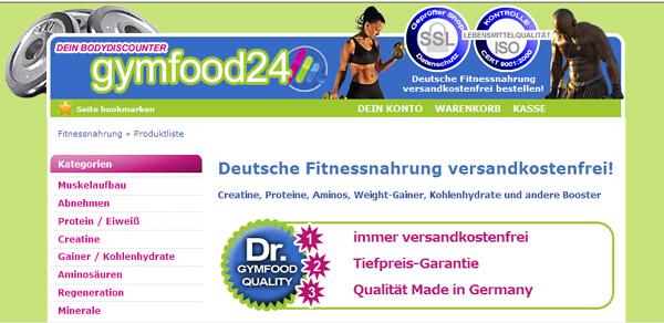 www.gymfood24.de