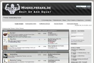 Das Muskelfreaks Forum