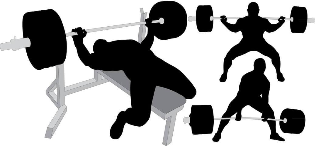 Beste Muskelaufbau Übungen