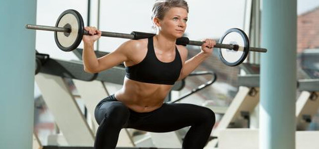 muskelaufbau uebungen kniebeugen