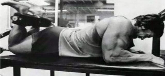 muskelaufbau uebungen beincurls