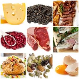 Sixpack bekommen durch Ernährung