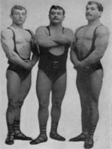 Anfänge des Bodybuildings