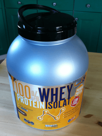 Shape You Whey