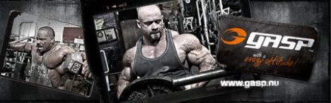 GASP Kleidung für Bodybuilder