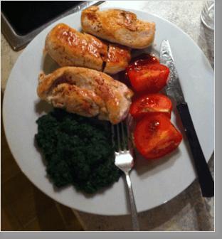 Mahlzeit 5 von Thomas