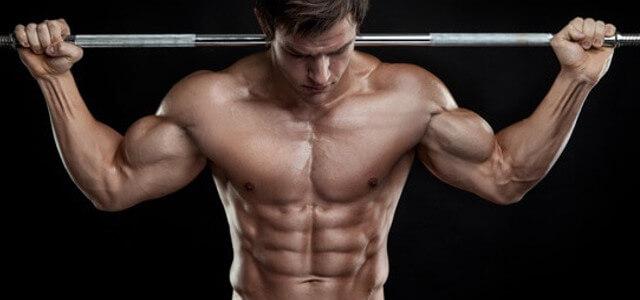 Muskelaufbau Ernährung Mann LH