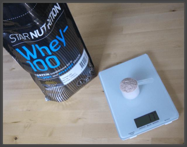Starnutrition Whey-100