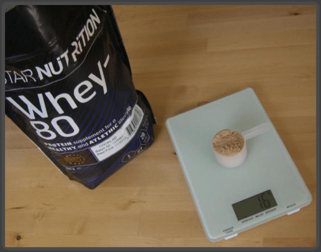 Starnutrition Whey-80