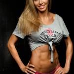Nina Eckert Bikini Klasse Athletin
