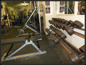 Temple Gym Kurzhanteln