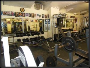 Temple Gym Hanteln