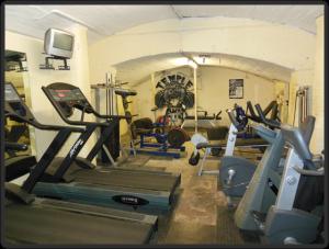 Temple Gym Laufbänder