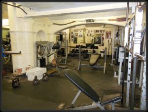 Im Temple Gym