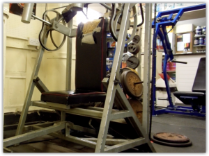 Überzug Maschine von Nautilus