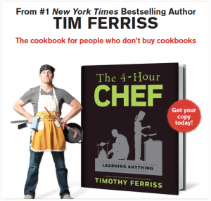 The 4-Hour Chef von Tim Ferriss