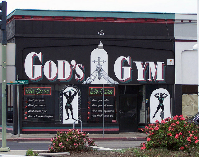 Bodybuilding Religion