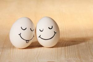 Eier sind toll