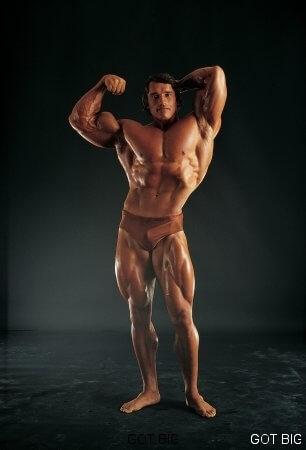 Arnold Schwarzenegger Klassisches Posing