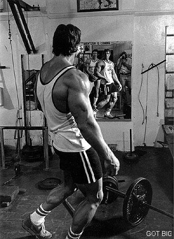 Posing nach Training