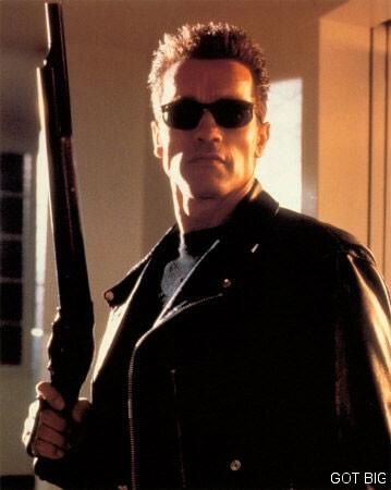Arnold Schwarzenegger Terminator