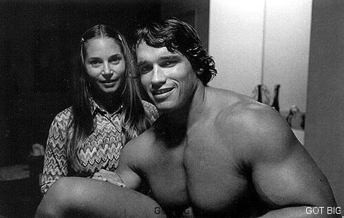 Arnold und sein Charme