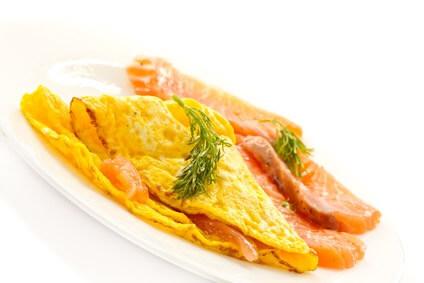 Alaska Omelette