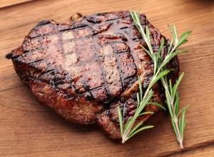 eiweißbedarf steak