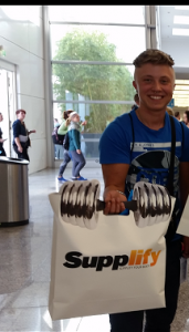 FIBO 2016 Mina Supplify