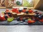 Protein Pancakes Ergebnis
