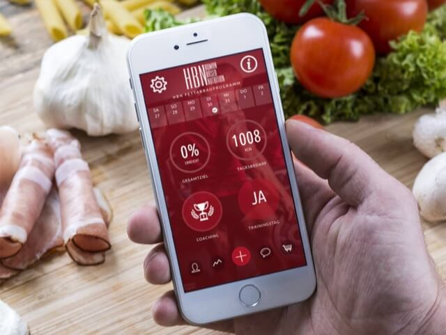 Human Based Nutrition App