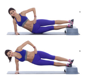 plank unterarmstuetze trainingsplan