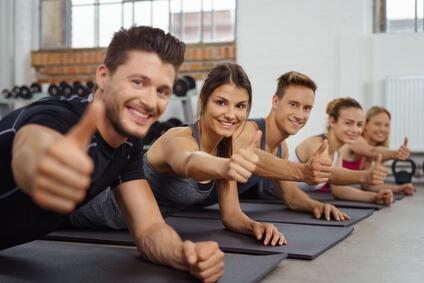 draußen trainieren übungen