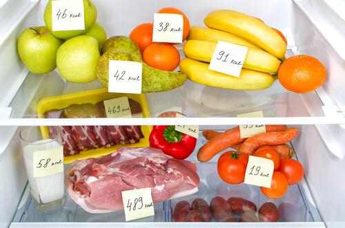 App, um Diät-Tage zu zählen