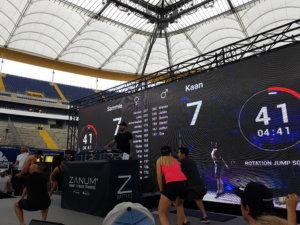 World Fitness Day 2017 Wettbewerbe