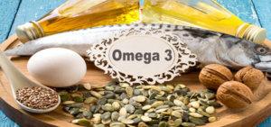 fleisch und omega 3 6 9