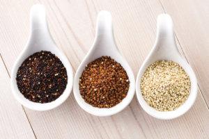 vegane lebensmittel quinoa