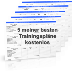 krafttraining zum abnehmen trainingsplan
